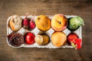 Lebensmittelabfall Kampagne